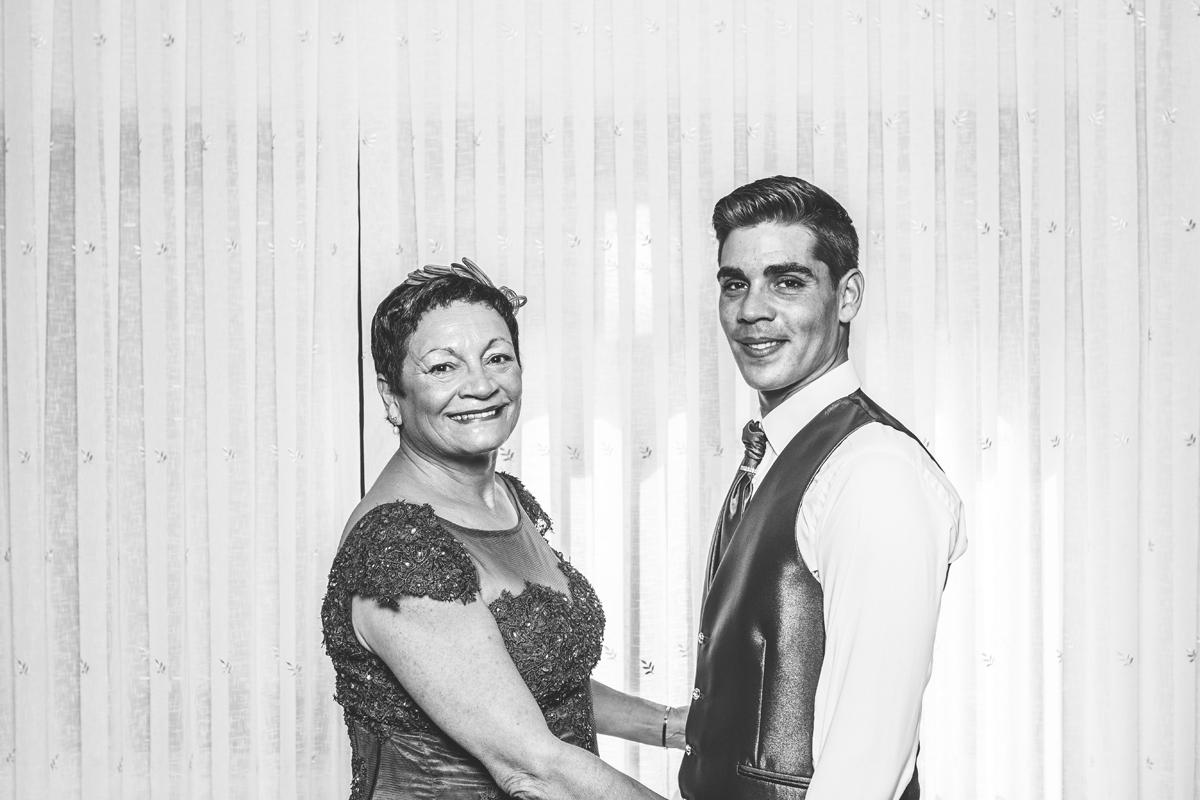 Alvaro y Marta, novios con mucha clase