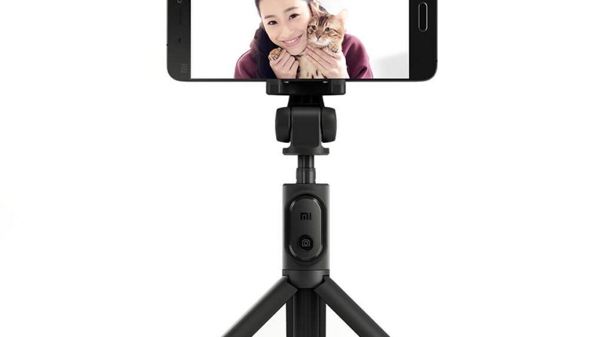 Xiaomi Selfie Stick, un palo selfie convertible en trípode, por 14,23 euros y envío gratis