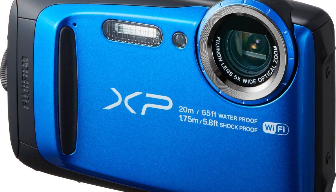 Una compacta todoterreno de calidad, la FinePix SP120 de Fujifilm