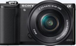 ¿Que cámara sin espejo me compro?