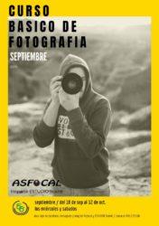 CURSO BÁSICO DE FOTOGRAFÍA EN SEPTIEMBRE
