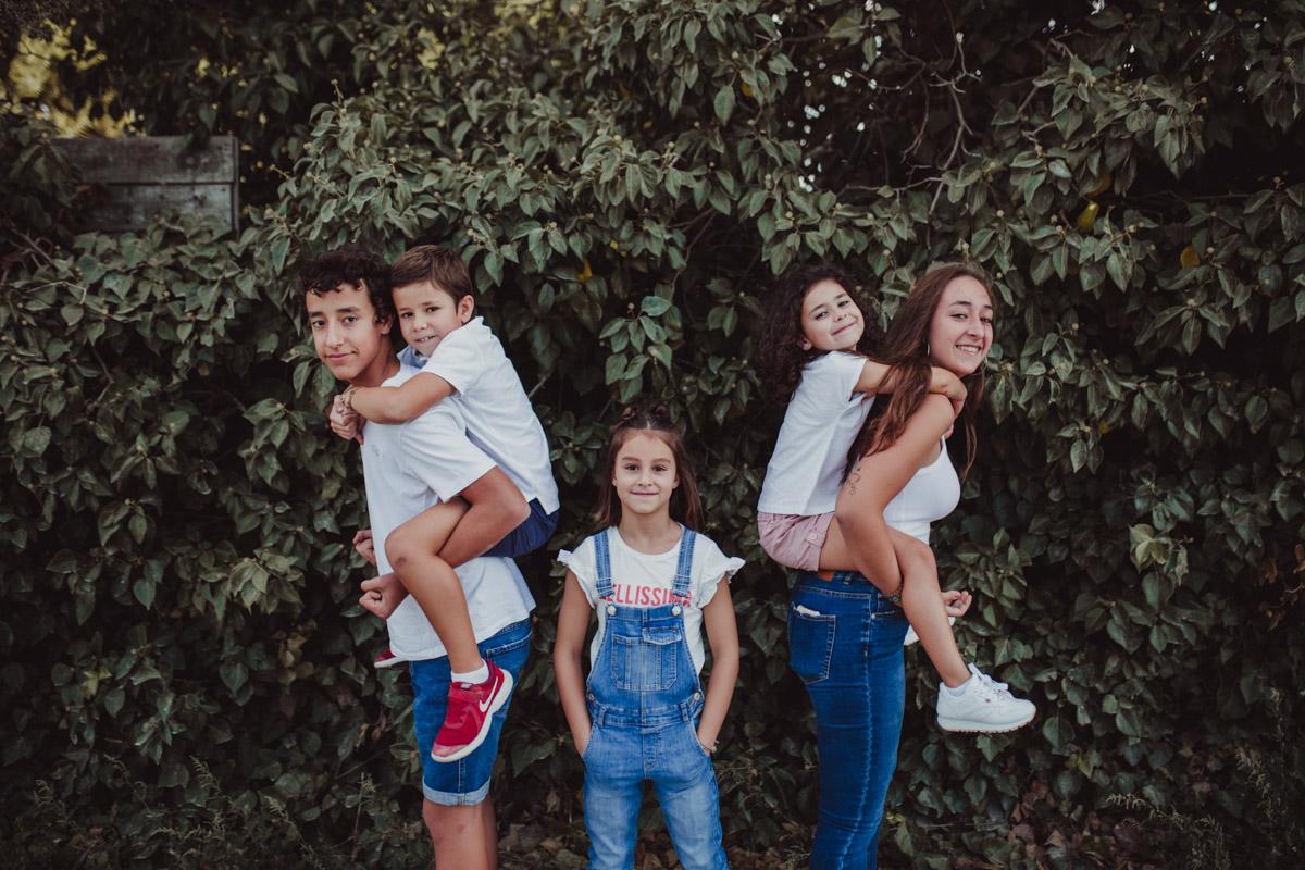 Una tarde con los primos