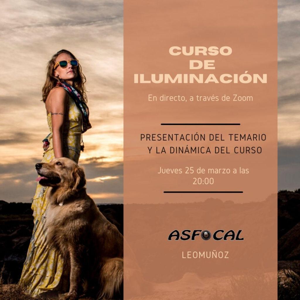 PRESENTACION CURSO DE ILUMINACION ONLINE